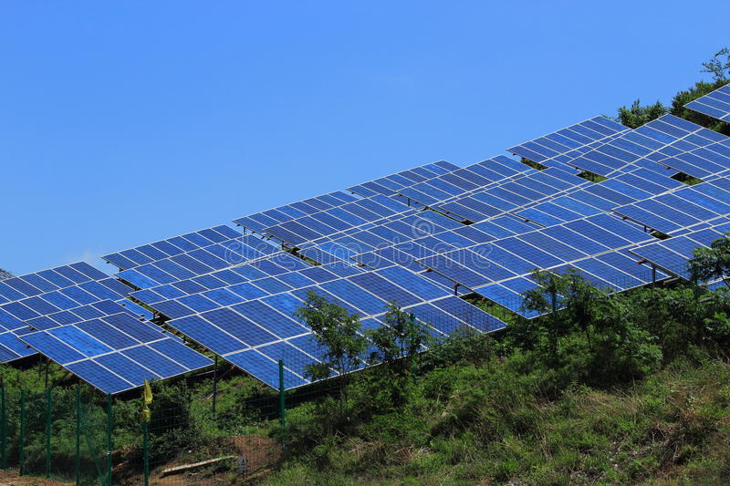 Download The use of solar energy stock photo. Image of environmental - 25136988