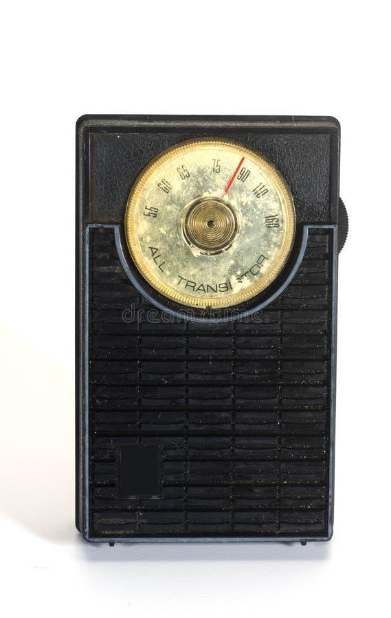 Download Used Antique Transistor Radio Stock Photo - Image: 13291672