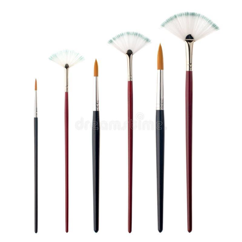 Free Used Art Brushes Stock Images - 34531754