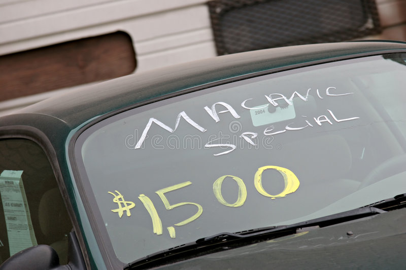 Download Used car sales stock image. Image of second, discount, bargain - 274269