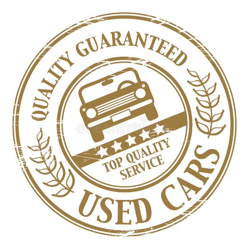 Download Used Car Stamp Stock Photos - Image: 22027353