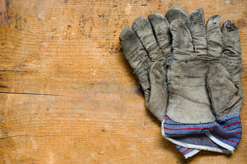 Download Used gloves stock image. Image of hands, build, dirty - 20317779