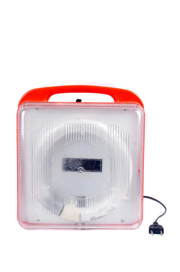 Download An Used LED Lights Portable Stock Image - Image: 27414687