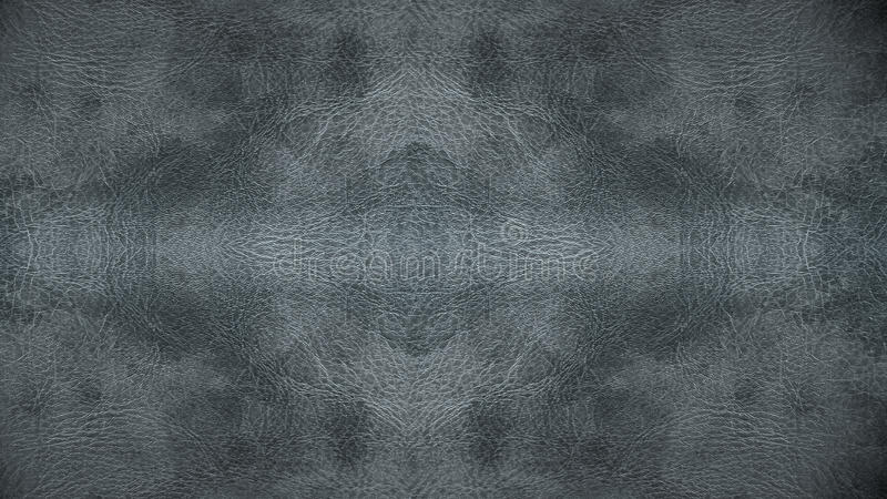 Used Light Gray Leather Seamless Pattern Background Texture for Furniture Material royalty free stock image