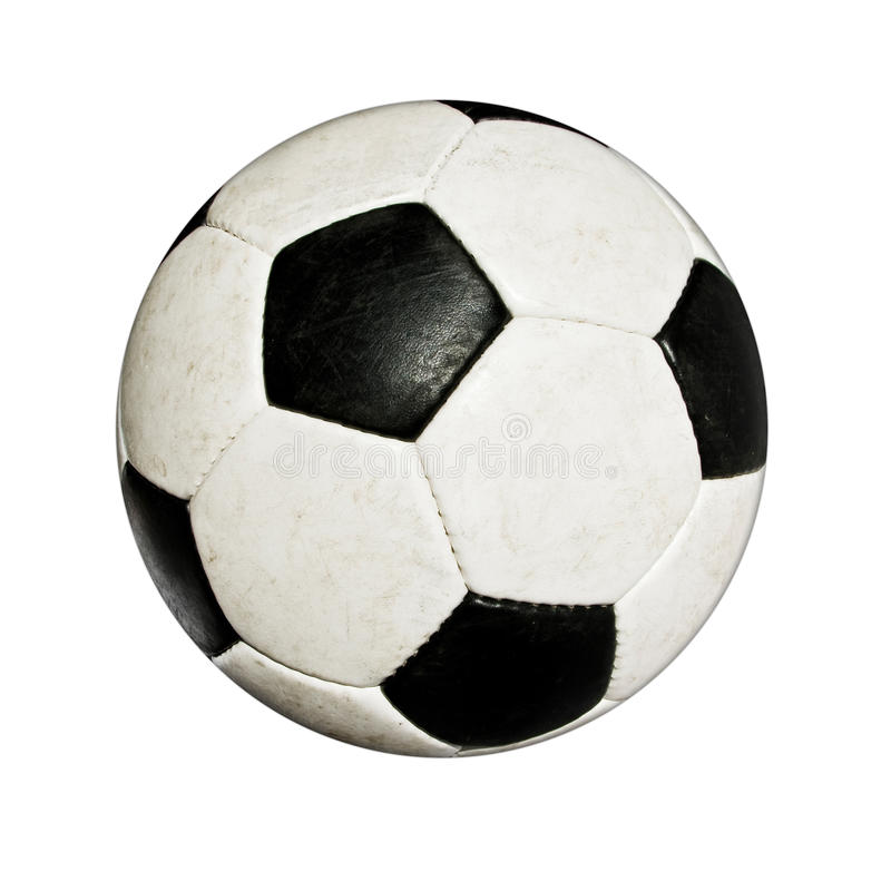 Free Used Soccer Ball Stock Photos - 10383713