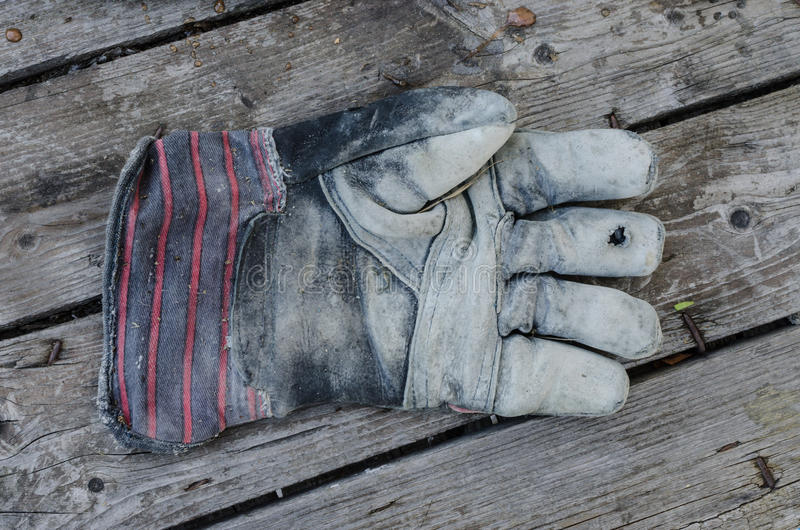 Download Used work glove stock photo. Image of detail, clothing - 26060240
