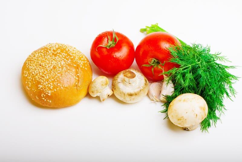 Download Useful vegetables stock photo. Image of greens, mushrooms - 13916218
