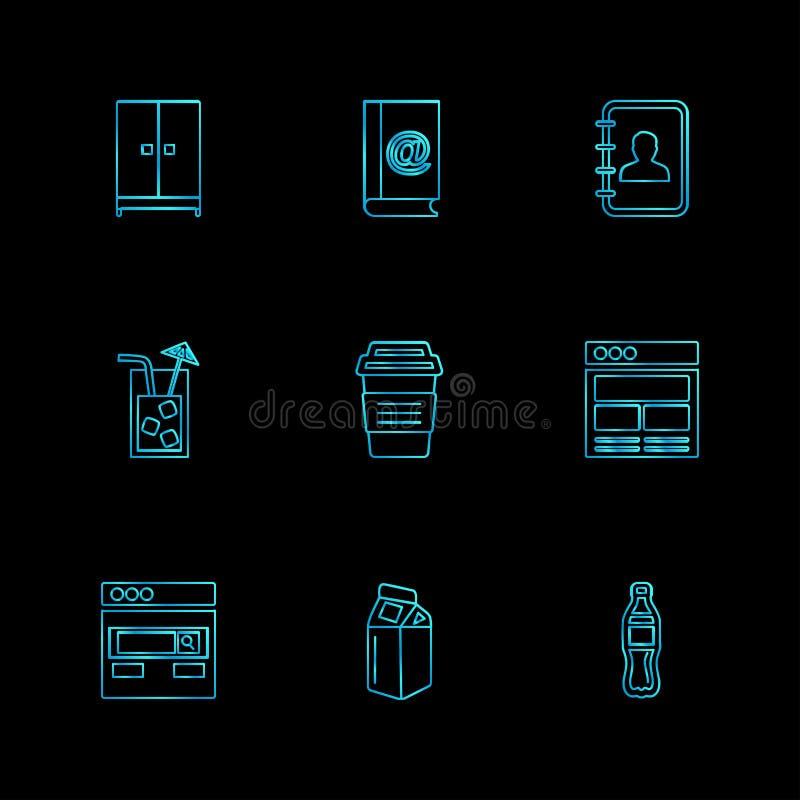 User interface , buttons , application , multimedia , eps icons. User interface , buttons , application , multimedia , speaker, sound , mute , clock , menu royalty free illustration