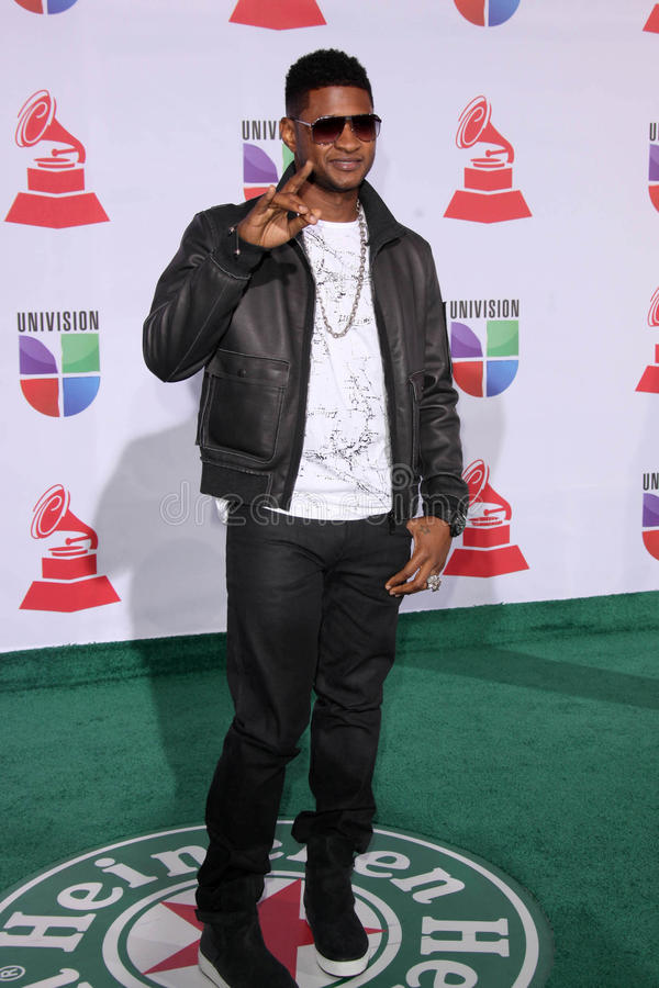 Usher foto de stock royalty free