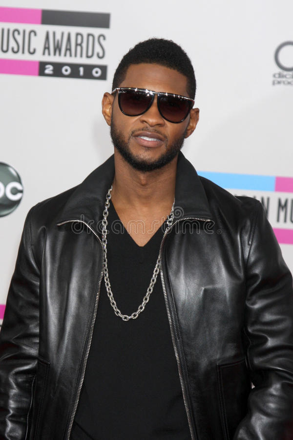 Usher stock fotografie