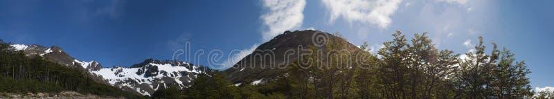 Ushuaia, Ámérica do Sul, Argentina, Patagonia, Tierra del Fuego imagem de stock