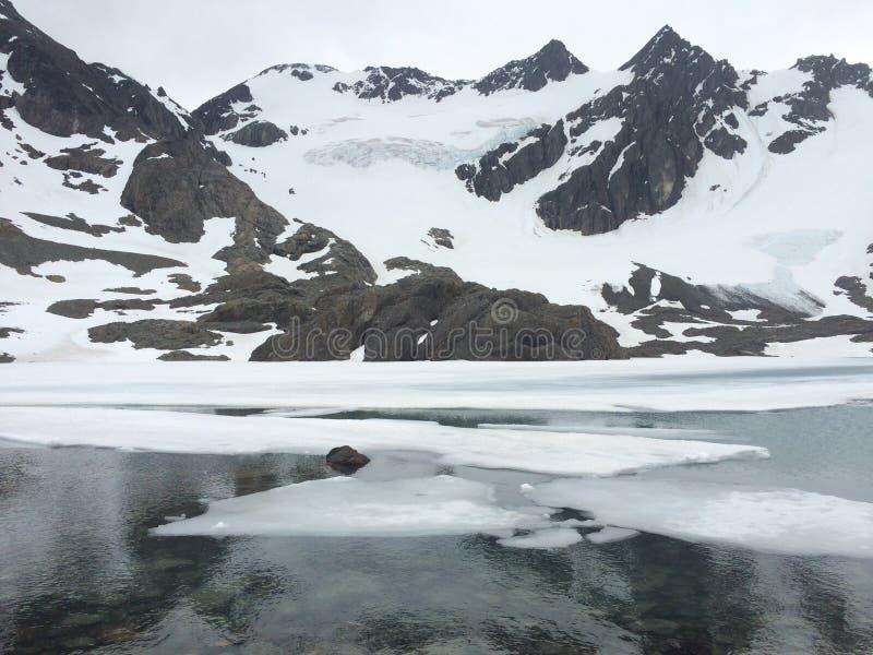 Ushuaia (Αργεντινή) στοκ εικόνες με δικαίωμα ελεύθερης χρήσης