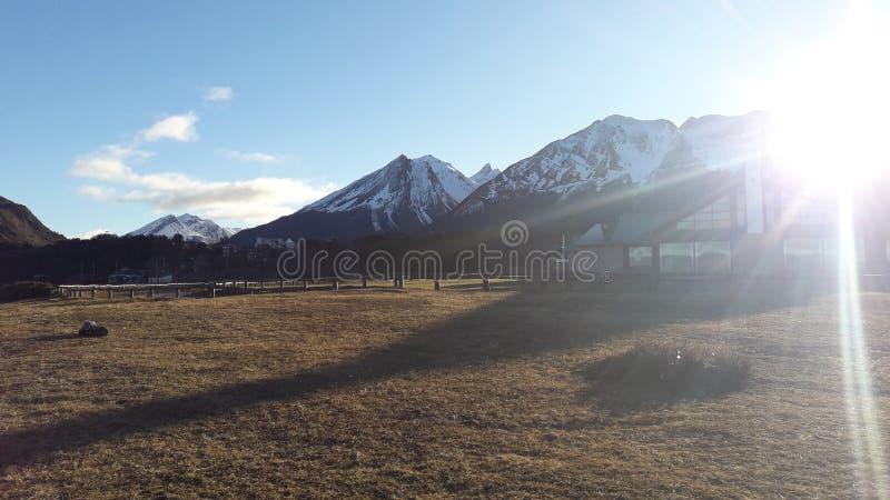Ushuaia fotos de stock