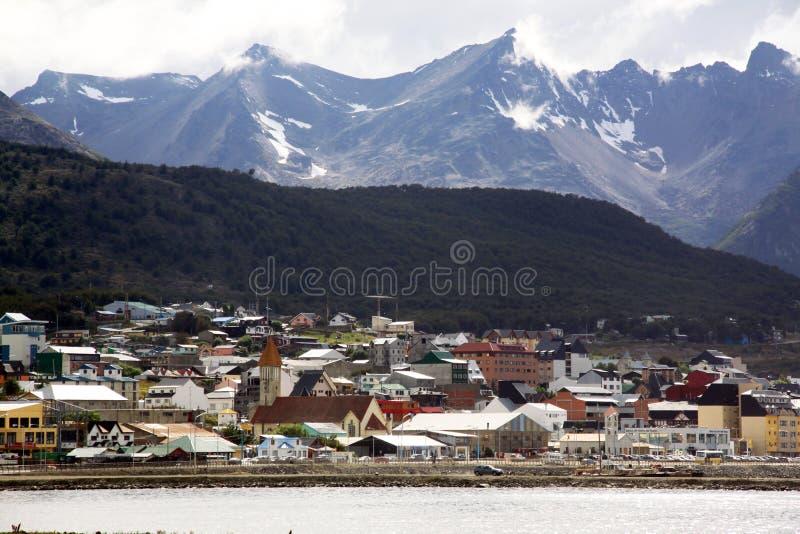 Ushuaia photographie stock libre de droits