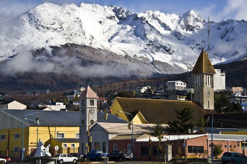 Ushuaia image libre de droits