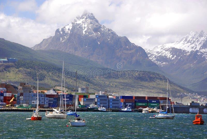 Ushuaia foto de stock royalty free