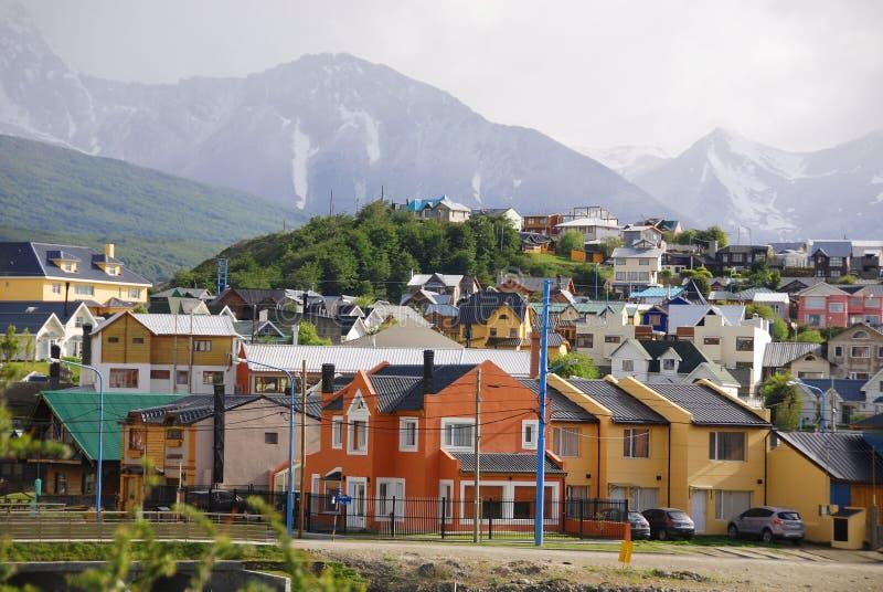 Ushuaia fotografía de archivo libre de regalías