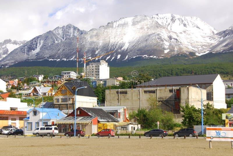 Ushuaia foto de stock