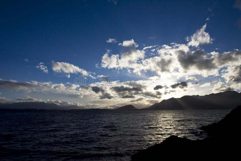 Ushuaia, Argentina royalty free stock photography
