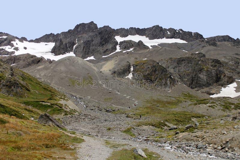 Download Ushuaia Mountains stock photo. Image of nature, ushuaia - 25576402