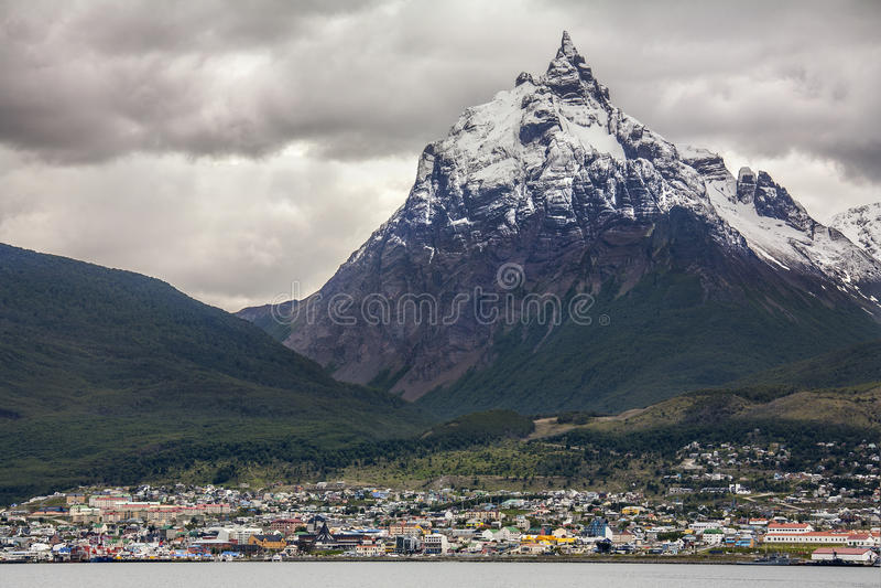 Ushuaia - Patagonia - Argentina imagem de stock royalty free