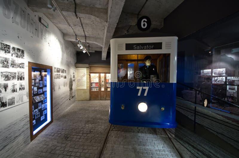 Usine de Schindlers à Cracovie, Pologne photographie stock