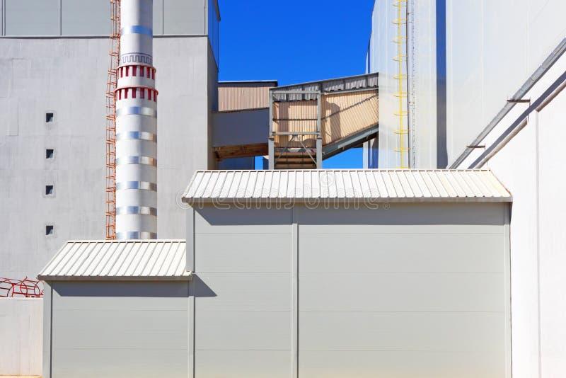 Usine industrielle photo stock