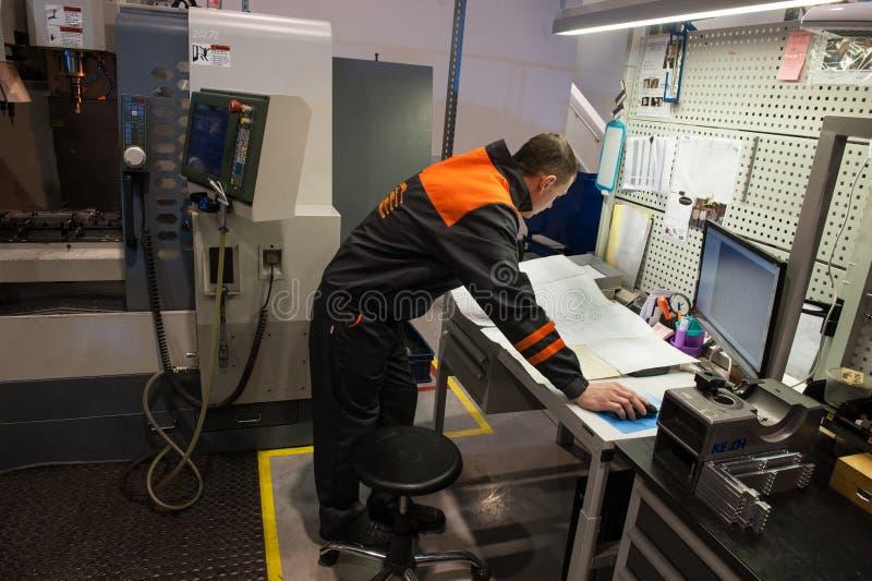 usine renforcement de machine photo libre de droits