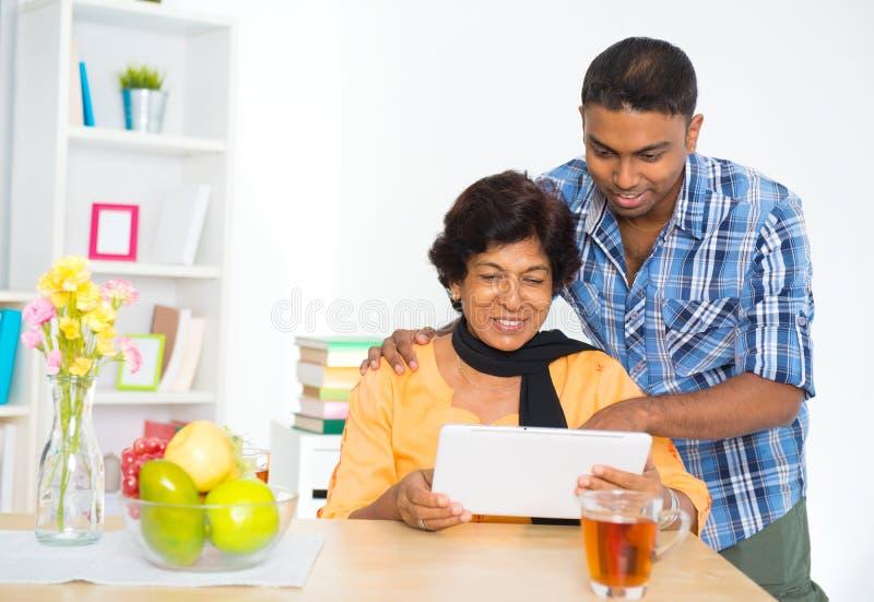 Using digital computer tablet