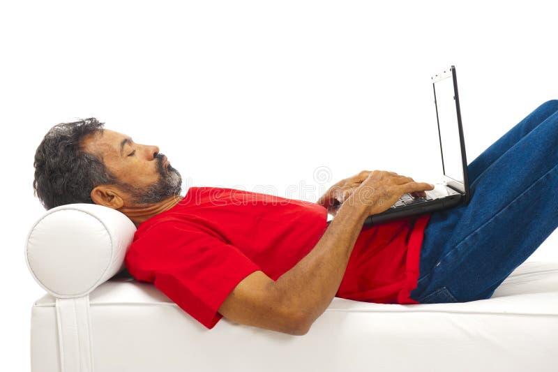 Download Using Laptop stock photo. Image of lifestyle, caucasian - 18069468