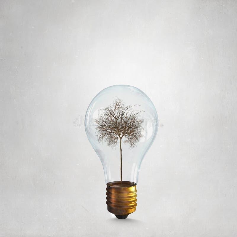 Uso de energía alternativa fotos de archivo