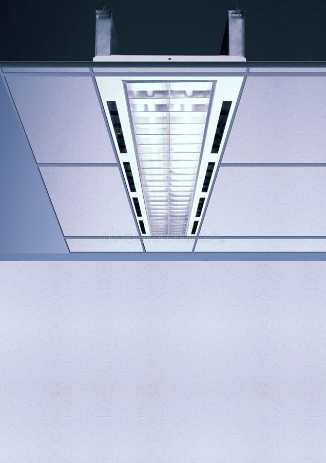 Uso de la iluminación para el alumbrado ahuecado imagen de archivo libre de regalías