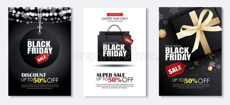 Uso para o cartaz, boletim de notícias, compra, promoção, propaganda ilustração royalty free