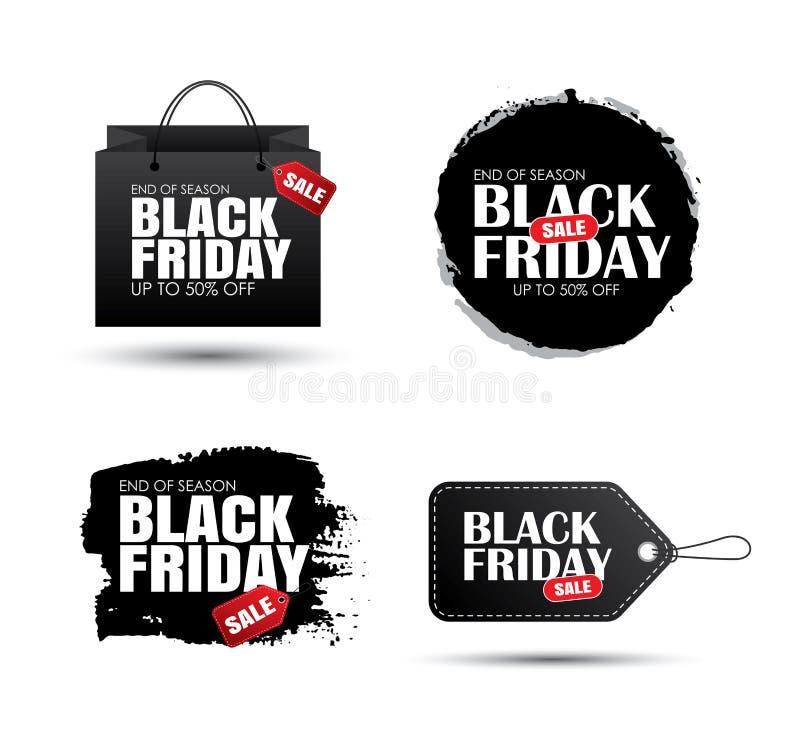 Uso para o disconto, compra, promoção, propaganda ilustração stock