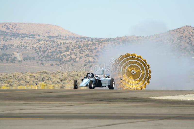 Download USO Smoke N Thunder Jet Car Editorial Stock Image - Image: 14469714