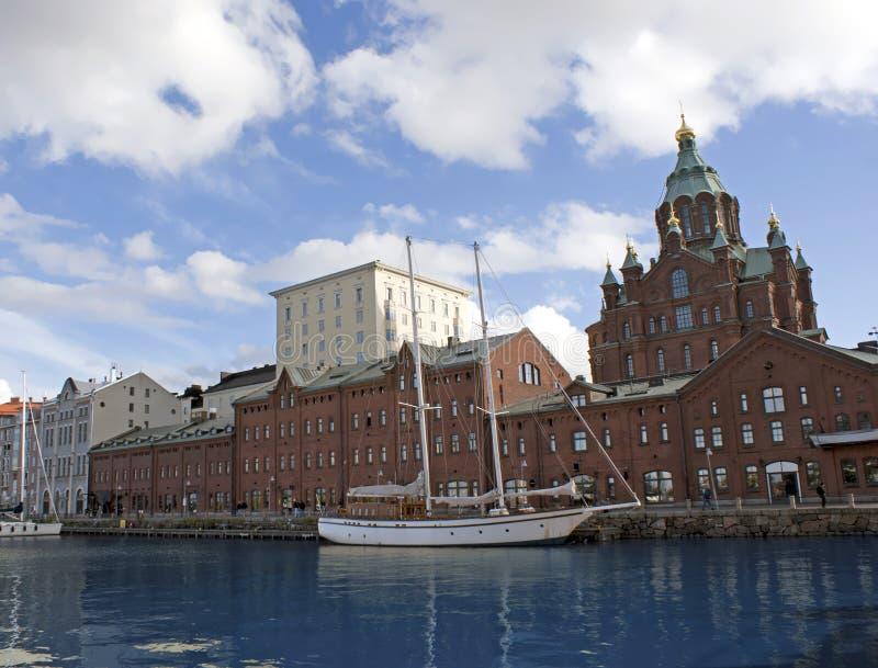 Download Uspenski Katedra W Katajanokka Helsinki Obraz Stock - Obraz złożonej z budynek, podróż: 106923861