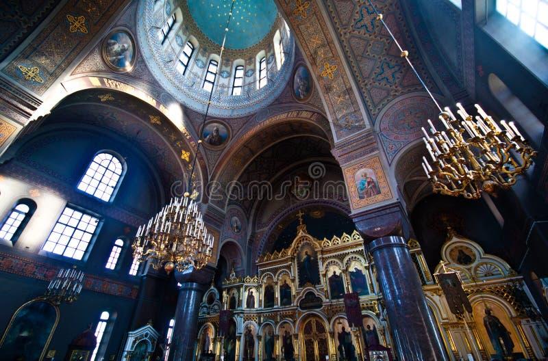 Uspenski Kathedrale lizenzfreies stockfoto