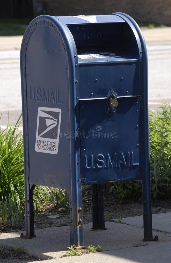 USpostal-Service lizenzfreie stockfotos