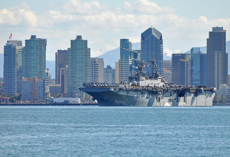 Download The USS Boxer (LHD 4) editorial photo. Image of naval - 18471131