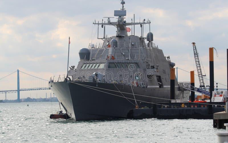 USS Detroit imagenes de archivo