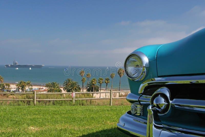 uss reagan автомобиля ретро стоковые изображения