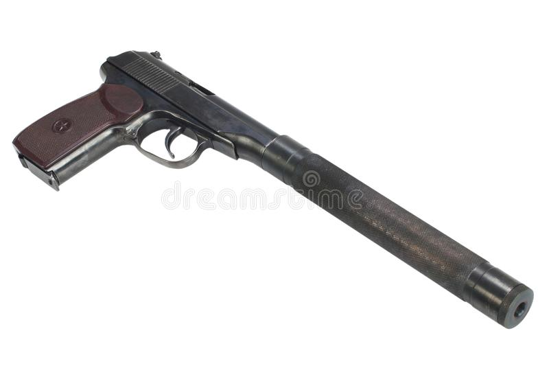 Silencer Pistol Stock Photos Download 365 Royalty Free Photos Images, Photos, Reviews