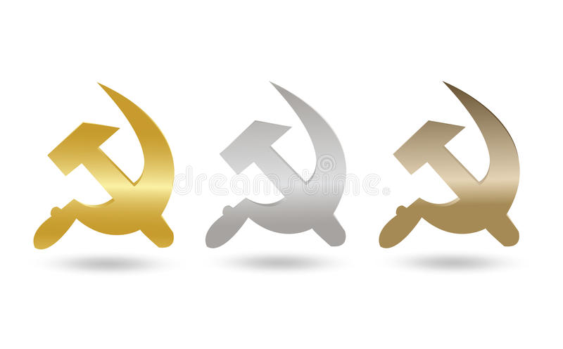 Download USSR Symbol Tag Set stock vector. Illustration of republic - 26496163