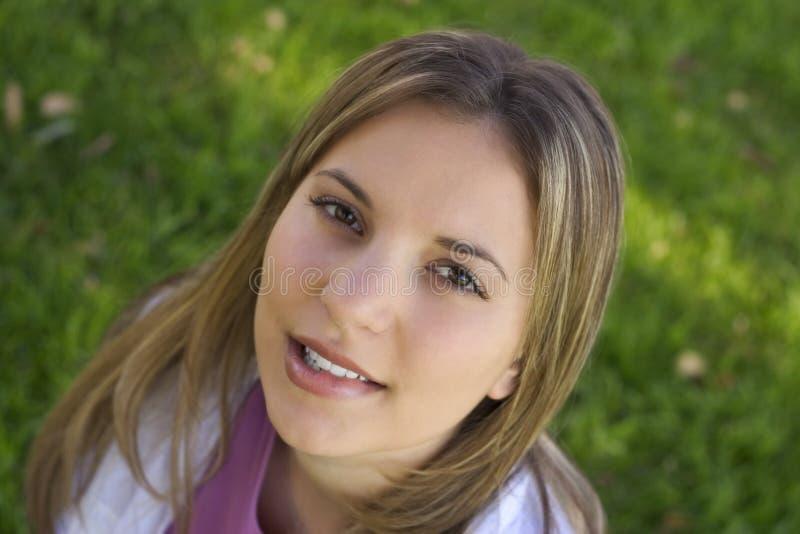 usta kwasowa kobieta zdjęcia stock