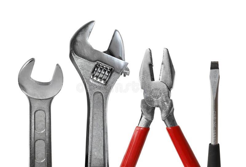 ustalony narzędzie obraz stock