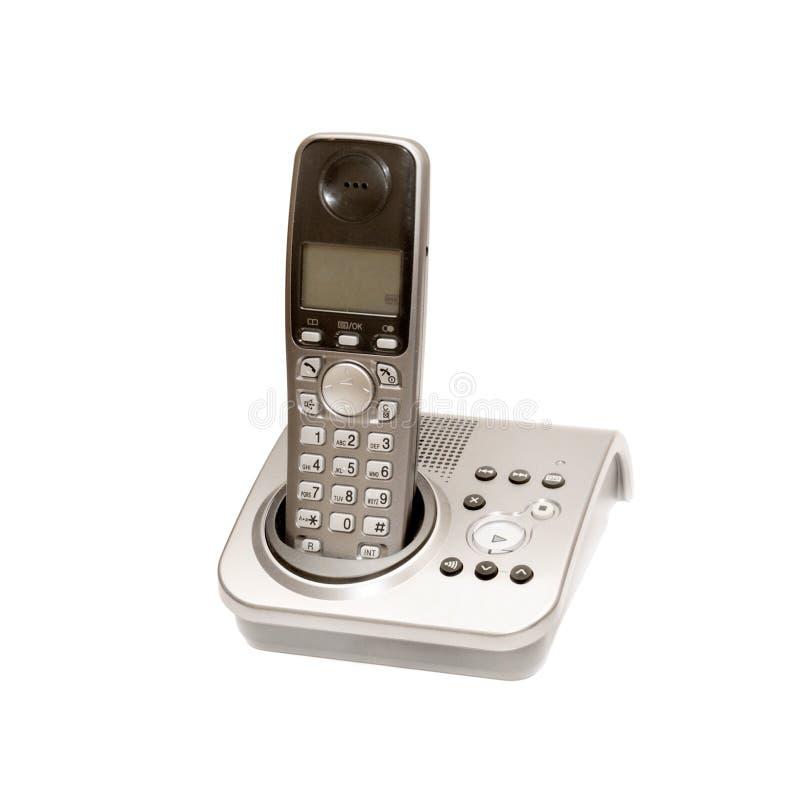 ustalony telefon obrazy stock