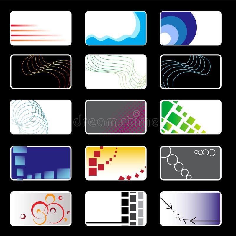 Ustawiać TARGET794_0_ Karty ilustracji