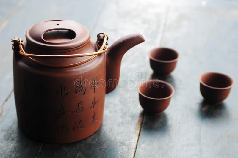Download Ustawia herbaty zdjęcie stock. Obraz złożonej z kultura - 13330352