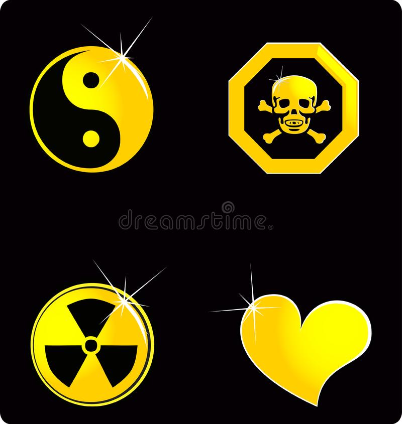 Ustawia symbol