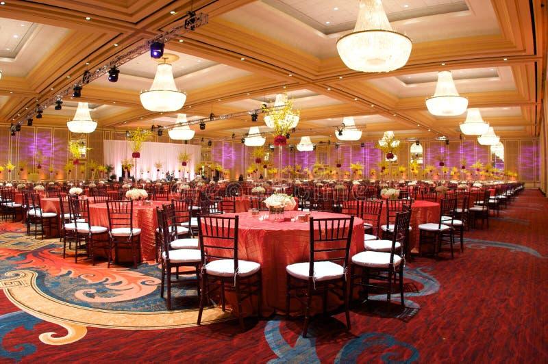 ustawienie tabeli luksusowy przyjęcie ślub obrazy royalty free